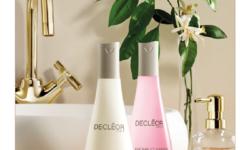 Promotion produit Decléor, naturels aux huiles essentiels